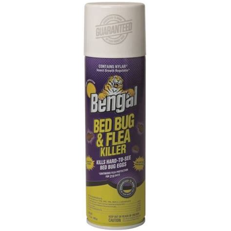 bengal flea bedbug killer walmart