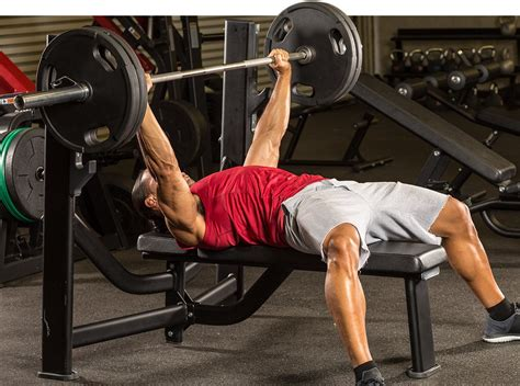 bench press videos how wide should your bench press grip be