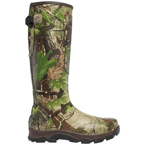 rubber boots hunting men s lacrosse 174 18 quot 4xburly waterproof hunting boots