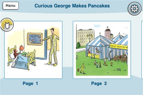 curious george makes pancakes board book books app shopper curious george makes pancakes books