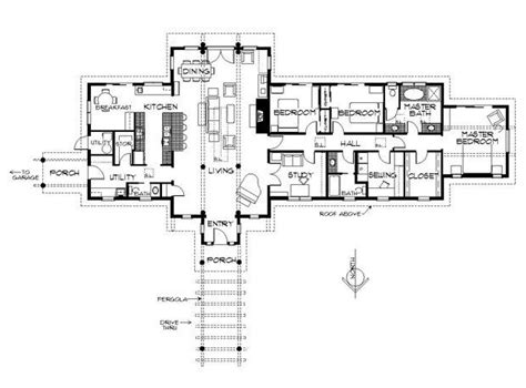 western floor plans western ranch house plans lovely more passive solar hooray