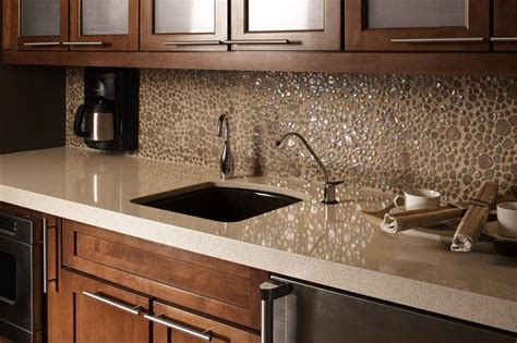 recycled glass backsplashes for kitchens 2018 light quartz countertops with honey maple cabinets kitchen cabinets glass