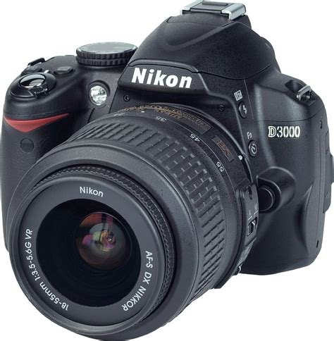 Pasaran Kamera Dslr Nikon D3000 nikon d3000 testbericht