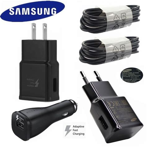 original fast car wall charger type c cable for samsung galaxy s10 s9 s8 s8 plus ebay