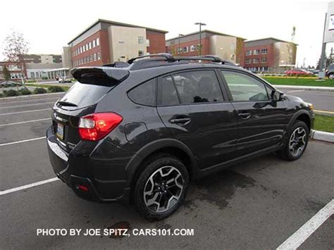subaru crosstrek 2016 black 2016 subaru crosstrek black pictures to pin on