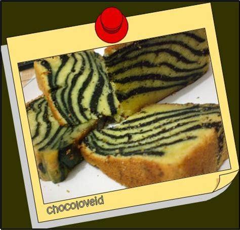 video membuat cake zebra catatan di dapur cara membuat motif zebra pada cake