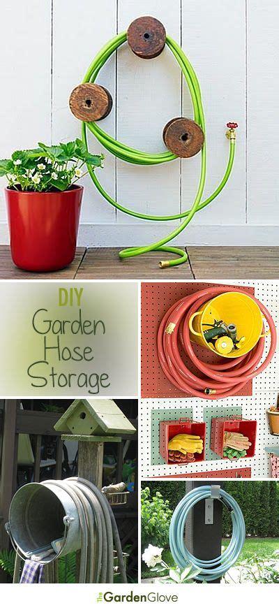 Garden Hose Storage Ideas Diy Garden Hose Storage Garden Hose Storage Hose Storage And Garden Hose