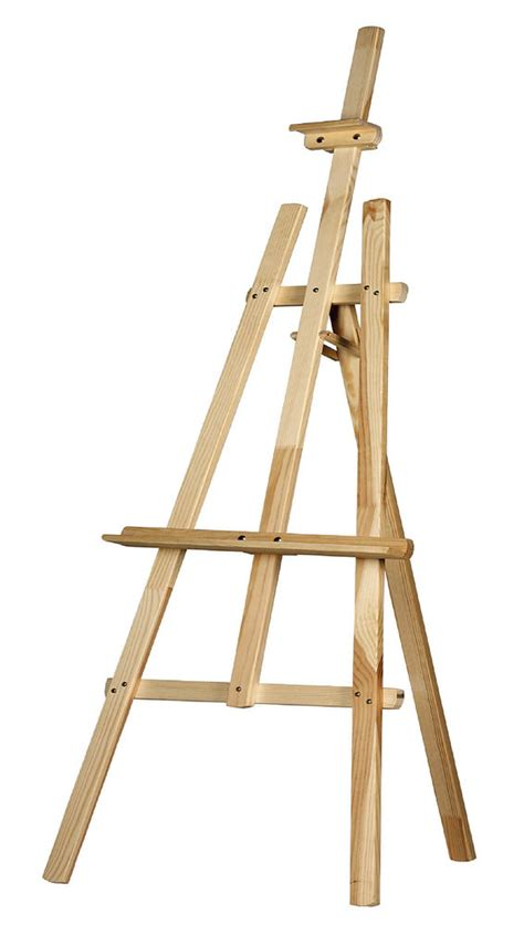 pattern for art easel studio easel 5ft 1500mm high artist art craft display