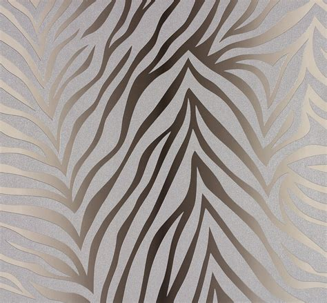 tapeten design tapete nena designer marburg zebra braun 57265