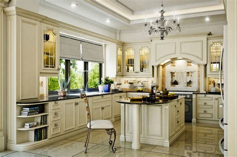 Classic Kitchen Design Ideas classic white galley kitchen best 25 traditional white