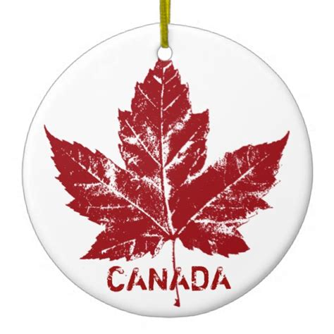 cool canada ornament souvenirs canada gifts zazzle
