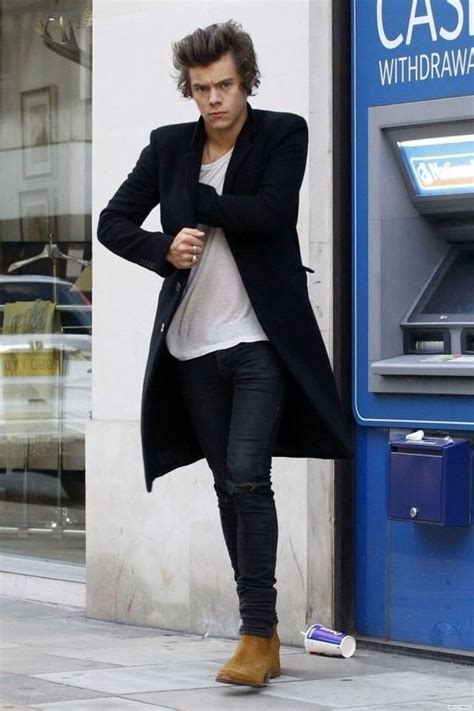 shoes harry styles one direction chelsea boots