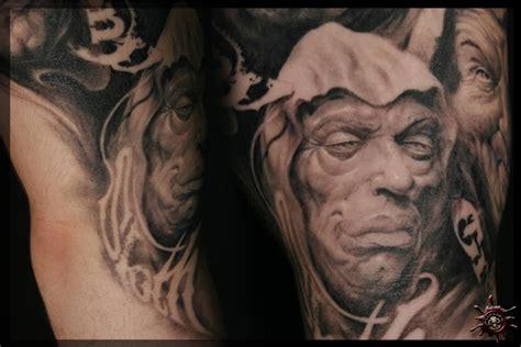 sin tattoo enrico montagna 6 sloth by caesar tattoos