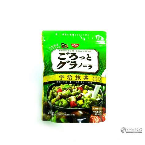 Matcha Powder 900 Gr detil produk nissin gorotto granola uji matcha 200 gr 1014140050175 4901620160210 superstore the
