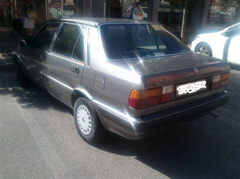sold lancia prisma 1300 used cars for sale autouncle