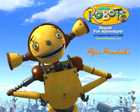 film of robot robots