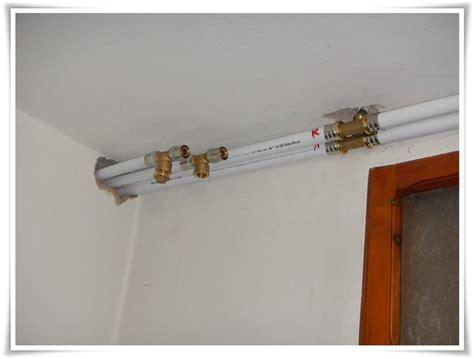 radiatori a soffitto realizzazione impianti termici idraulici riscaldamento a
