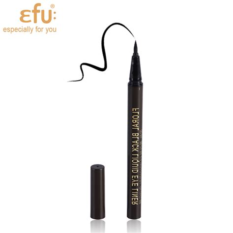 Wardah Eyeliner Pencil Black Best Seller 1pcs brand efu selling black eye liner cosmetics