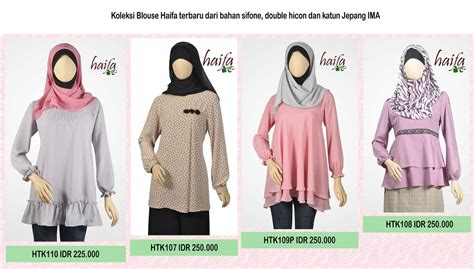 Butik Muslimah butik blouse muslimah silk blouses