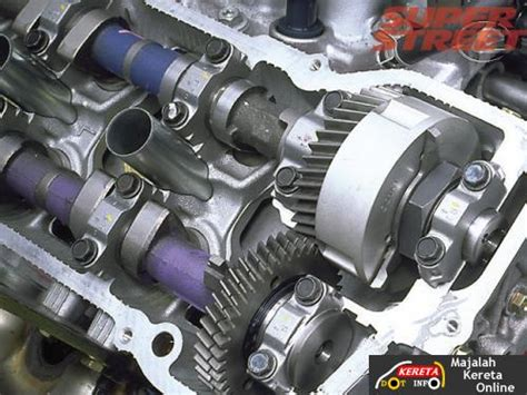 Harga Matrix Repair Inside how toyota vvti engine works variable valve timing