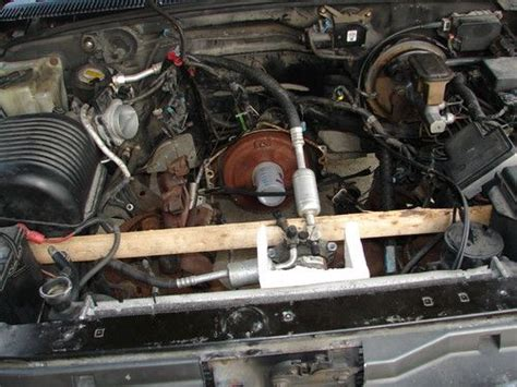 purchase used 1996 chevy truck 1500 blown engine in dayton ohio united states