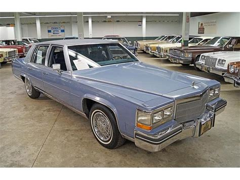 1984 cadillac fleetwood brougham classifieds for classic cadillac fleetwood brougham 15