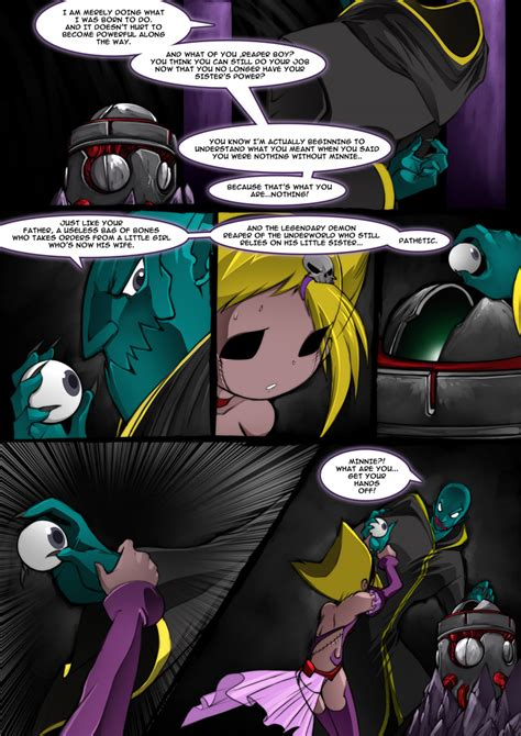 Cypher City Tales image grim tales afther 52 jpg snafu comics wiki