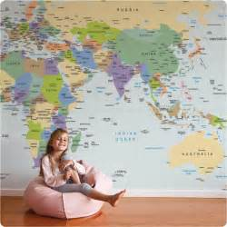 Wall Stickers For Nursery Australia i ve got the whole wide world on my wall globetrotting