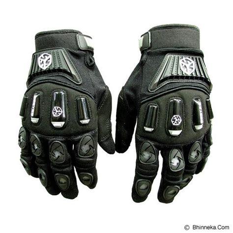 Sarung Tangan Gas Motor jual scoyco sarung tangan motor mx 14 hitam murah bhinneka