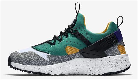 Nike Huarche 2 nike air huarache utility safari sneaker bar detroit