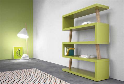 libreria per camerette libreria colorata per cameretta snake clever