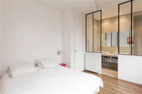 Impressionnant Photo Chambre Parentale Avec Salle De Bain Et Dressing #2: chambre-douche.jpg
