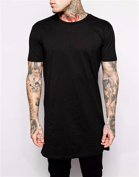 Longline Swag T Shirt Swag T Shirt Younglex 1 camiseta masculina swag bag oversized line t shirt