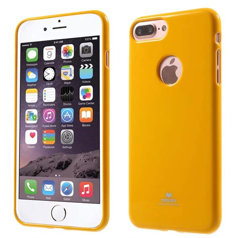 apple iphone 7 plus cover newsets yellow
