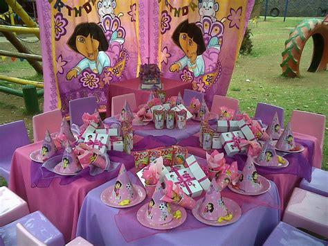 themed birthday party organisers dora the explorer birthday theme pokkenoster party