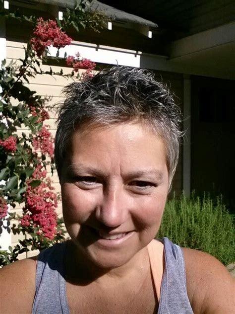 chemo  short hairstyles  chemo