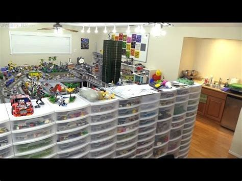 lego room complete lego room tour the