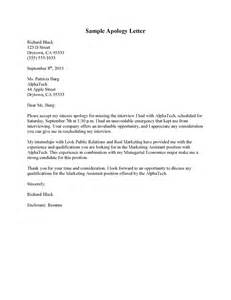 Request Business Apology Letter Example Apology For Missed Meeting 2