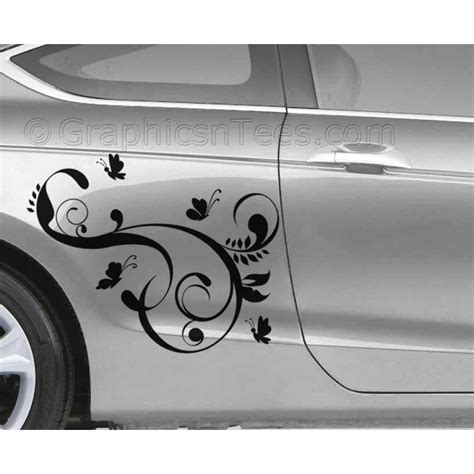 Girly Car Stickers