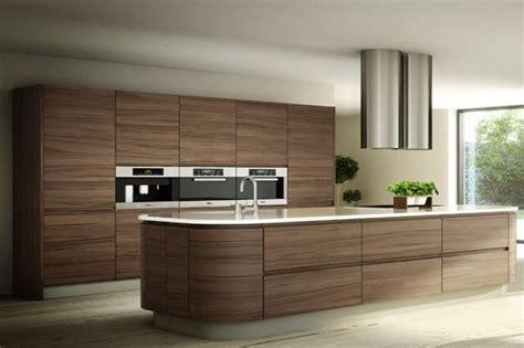kitchen cabinet veneer kitchens bedrooms blog kitchens bedrooms furniture trends handleless walnut veneer