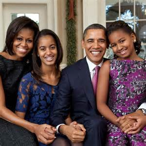 barack obama talks about daughters on the view popsugar moms