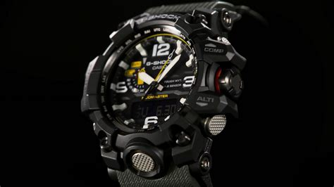 g shock mudmaster gwg 1000 all models released
