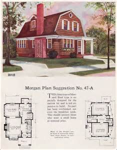 small gambrel roof house plans arts