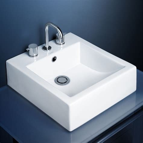 caroma bathroom products caroma liano above counter basin bunnings warehouse