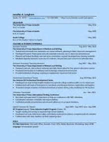Exle Resume Title by What S A Resume Cv Title Resumes Cv