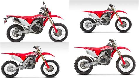 Honda Lineup 2020 by Honda S 2020 Motocross Lineup Is Here For You