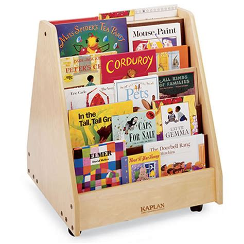 seven sided books carolina sided book display unit