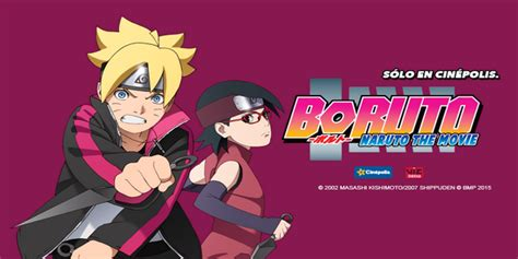 boruto the movie global tv rese 241 a boruto naruto the movie anime manga y tv