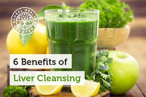 Benefits Of Liver Detox Cleanse by 6 Benefits Of Liver Cleansing