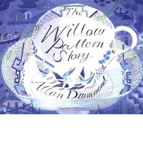 willow pattern story video the willow pattern story allan drummond 9781558584136